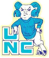 North Carolina  University  - Tarheels   Vintage Looking   Travel Decal  Sticker