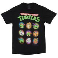 Teenage Mutant Ninja Turtles Good And Bad Licensed Adult T-Shirt