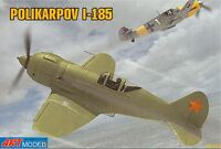 1:72 ART Model #7206 Polikarpov I-185  WWII  USSR, UdSSR, Russia  NEU / OVP