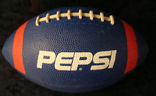 PEPSI Advertising Promotional MINI FOOTBALL Red White Blue Logo STUFF PROMO Ball