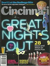 Cincinnati Magazine February 2011 Great Nights Out/10 Dynamite Dates/Bedbugs