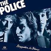 POLICE - Reggatta De Blanc - CD - SACD - Dsd - **Excellent Condition**