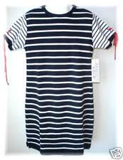 Masaccio Boutique Stripe Marine Sweater Dress 6 NWT