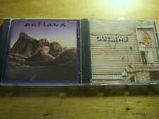 The Outlaws [2 CD Albums] Same + Soldiers of Fortune