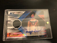 2019 Topps UFC Knockout  Autograph Sean O'Malley Event Worn Relic /99 ⚪️