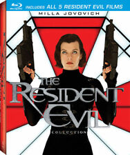 Películas en DVD y Blu-ray blu-ray Resident Evil