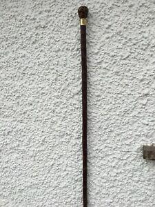 Blackthorn walking stick