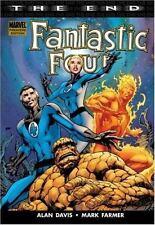 Fantastic Four: The End by Alan Davis & Mark Farmer (2007, Hardcover)