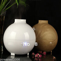New Household Ultrasonic Aroma Diffuser White Humidifier Aromatherapy Purifier