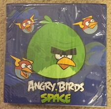 Angry Birds Space 16 Large Napkins Birthday Party Supply Favors NIP
