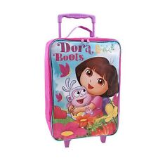 Nickelodeon Dora the Explorer Suitcase Luggage Large Pilot Case