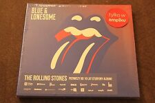 The Rolling Stones - Blue & Lonesome CD  POLISH Stickers