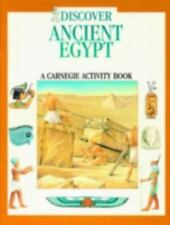 CARNEGIE ACTIVITY BOOK Discover Ancient Egypt (Brand New Paperback)