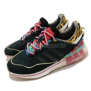 adidas Originals ZX 2K BOOST Pure Atmos Setsubun Black Men Lifestyle Shoe GW2445
