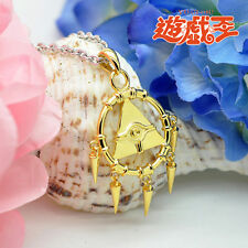 Yu-Gi-Oh ZEXAL Duel Monsters Yami Bakura Millennium Ring Necklace Cosplay