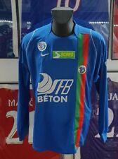 Maillot jersey shirt camiseta Créteil lusitanos PSG porté worn issued préparé L