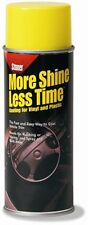 Stoner Car Care 91053 More Shine Less Time Coating for Vinyl and Plastic, 9 oz