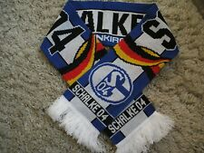 Schalke scarf