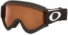 Oakley E Snow Goggles (Black/Persimmon / One Size)