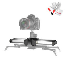 """Zeapon Micro 2 Camera Rail Slider Travel Distance 54cm/21"""" Max Payload 8kg/18lbs"""