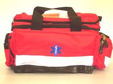 Paramedic Response/Trauma Bag (Red)