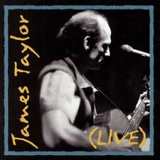 Live - James Taylor (1993, CD NIEUW)2 DISC SET