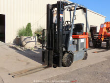 2011 Toyota 7Fbcu15 2,600 lbs Electric Warehouse Forklift With Charger bidadoo