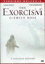THE EXORCISM OF EMILY ROSE - DVD EX-RENTAL, PERFETTO, OFFERTA!
