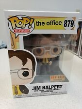 Funko Pop! Jim Halpert As Dwight The Office #879 Boxlunch Exclusive + Protector