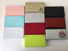 Refurbished Nintendo DS Lite Bundle - NDSL * - Choose YOUR COLOUR