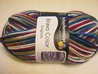 """Wolle-Schachenmayr original """"Bravo, color""""; Garnpaket (32,50€/kg)"""