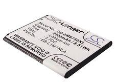 3.7V battery for Samsung SCH-I919U, GT-I8750 32GB, SCH-i930, ATIV S Li-ion NEW