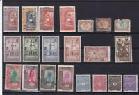 french somalis mounted mint and used stamps ref r15102