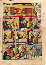 The BEANO #541 (D.C.Thompson - Dandy Magic) Biffo, Dennis. Scarce.  Nov 1952!