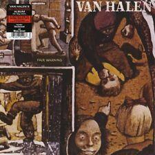 VAN HALEN  FAIR WARNING VINILE LP 180 GRAMMI NUOVO E SIGILLATO !!