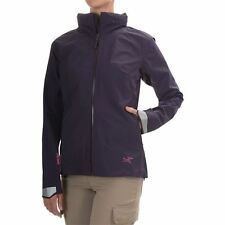 NEW Arc'teryx A2B Commuter Hardshell Bike Jacket Women's Size S Raku Retail $399