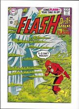 "Flash #176 [1968 Vf+] ""Death Stalks The Flash!"""