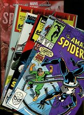 Amazing Spider-Man 297,302,Annual 4 & more (1st Speedball)*6 Books* Marvel!