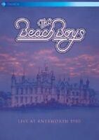 THE BEACH BOYS - LIVE AT KNEBWORTH 1980  DVD NEU