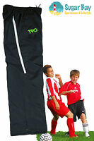 New Nike Boys T90 Football Track Jogging Bottoms Trousers Grey M Age 10 -12 Yrs