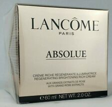 Lancome Absolue Regenerating, Brightening, Rich Face Cream, Nt. Wt. 2 oz. NIB