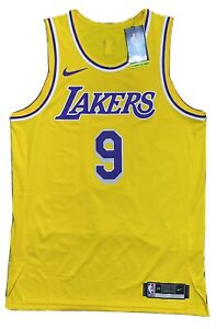 Nike NBA Rajon Rondo Los Angeles Lakers Icon Edition Authentic Jersey L 48