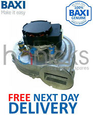 Baxi Solo Fan 720011701 5109925 H13-177 Genuine Part | Free Next Day Del *NEW*