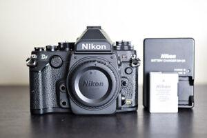Nikon Df 16.2 MP FX DSLR Camera (Black)