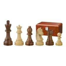Chess Figures - Artus - Wood - Staunton - Kings Height 2 3/4in