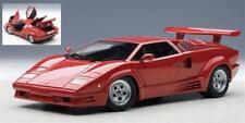 Lamborghini Countach 1990 Versione 25° Anniversario Red 1:18 Autoart AA74534