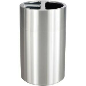 Safco  Waste Receptacle 9941SS 9941SS  - 1 Each