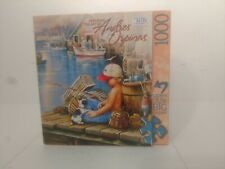 Masterpieces 1000pc Big Picture Jigsaw Puzzle First Catch 100% Complete