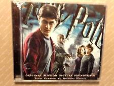 HARRY POTTER AND HALF-BLOOD PRINCE - ORIGINAL SOUNDTRACK -  CD NUOVO E SIGILLATO