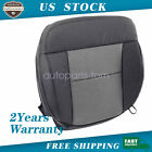 For 2004 2005 2006 Ford F-150 Xlt F150 Driver Side Bottom Cloth Seat Cover Gray